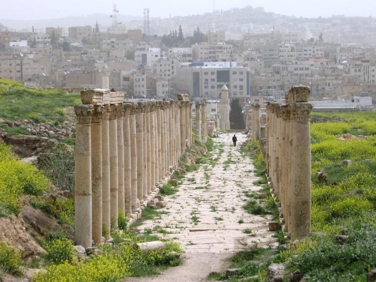 Amman Jerash Tour