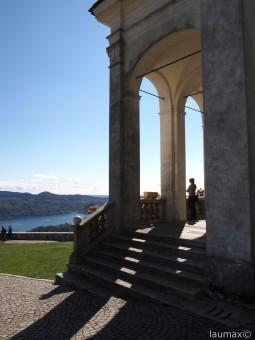 Italia - Piemonte -Madonna del Sasso - Lago d'Orta