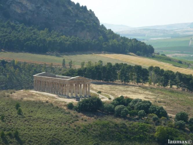 Segesta Temple - Sicily - Italy