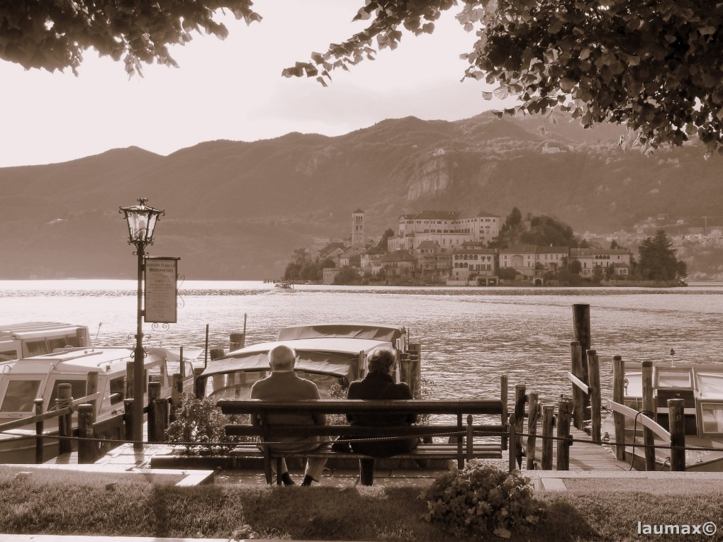 Italy - Orta Lake