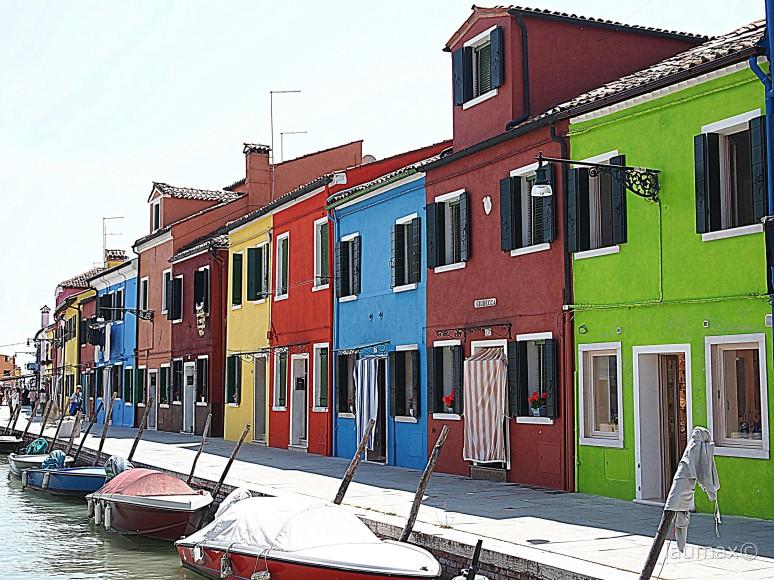 Burano - Venezia - Italy