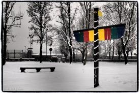 Dicembre - La prima neve - Cameri - Italy