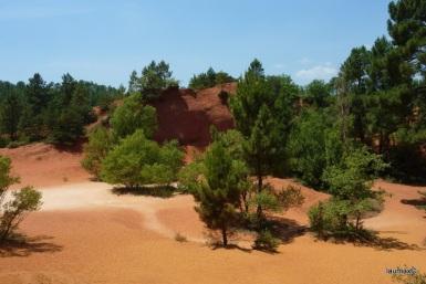 Mars ? Or Colorado Provencale ?