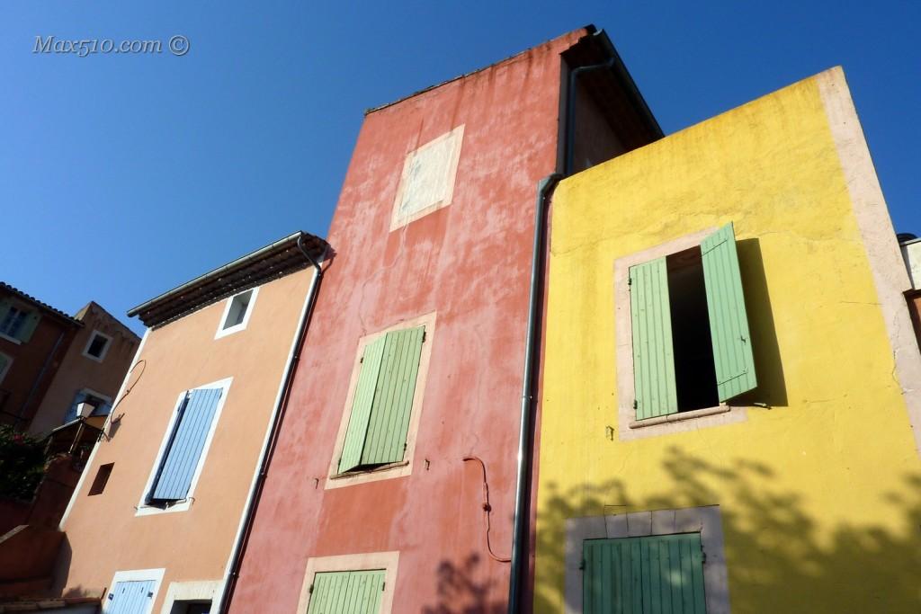 Roussillon - Provence - France