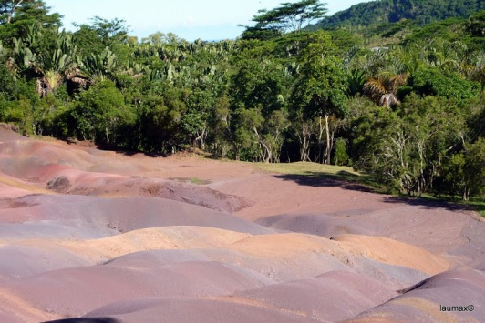 Seven Colours Earth in Mauritius