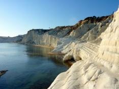 Limestone of Scala dei Turchi - Sicily