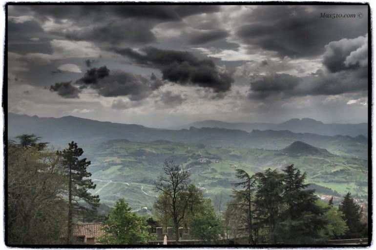 San Marino - Panorama