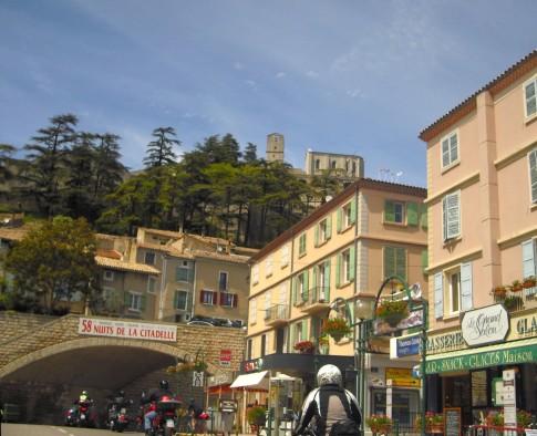 Sisteron ( foto di Ab)