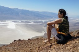 Death Valley - Dante's view