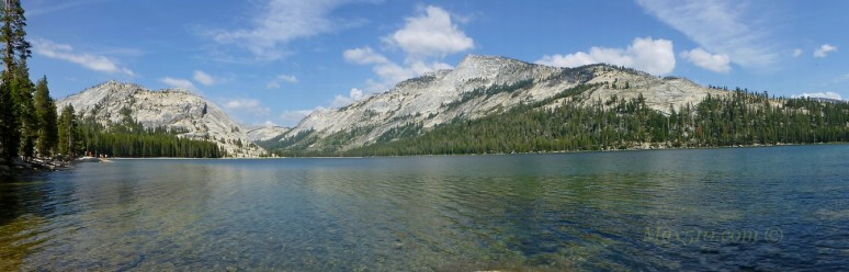 Yosemite NP - Tioga Lake