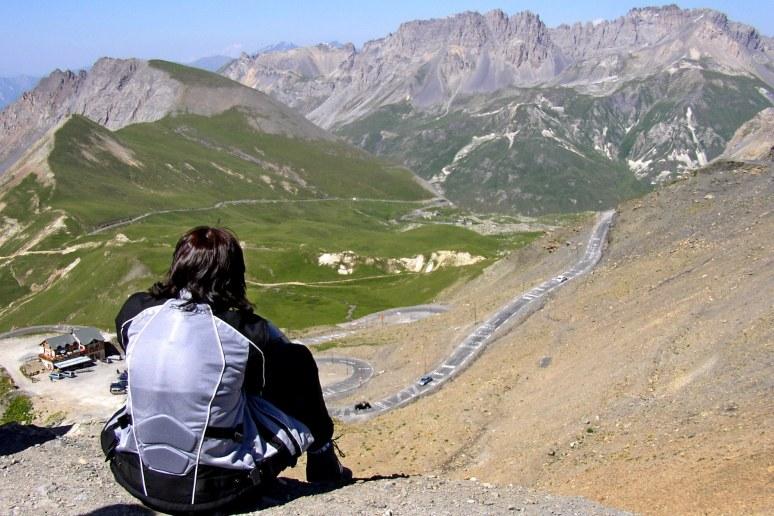 Galibier Pass - France