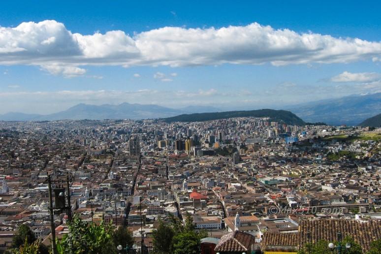Quito - Panorama