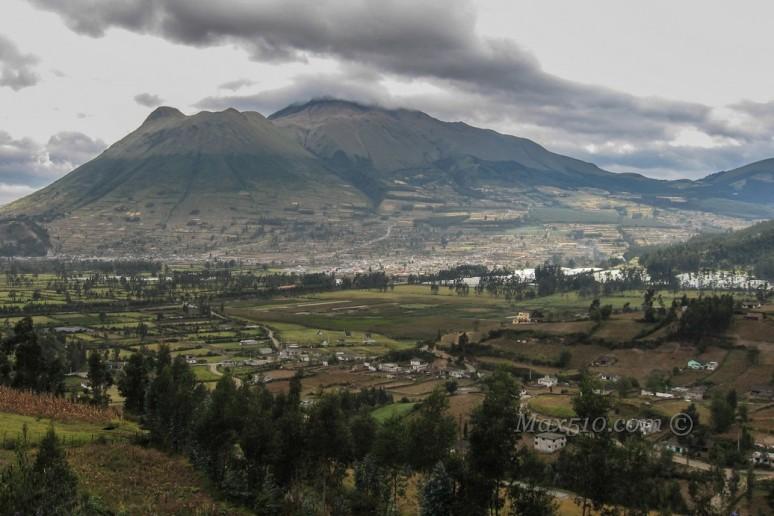 Vulcano Taita Imbabura
