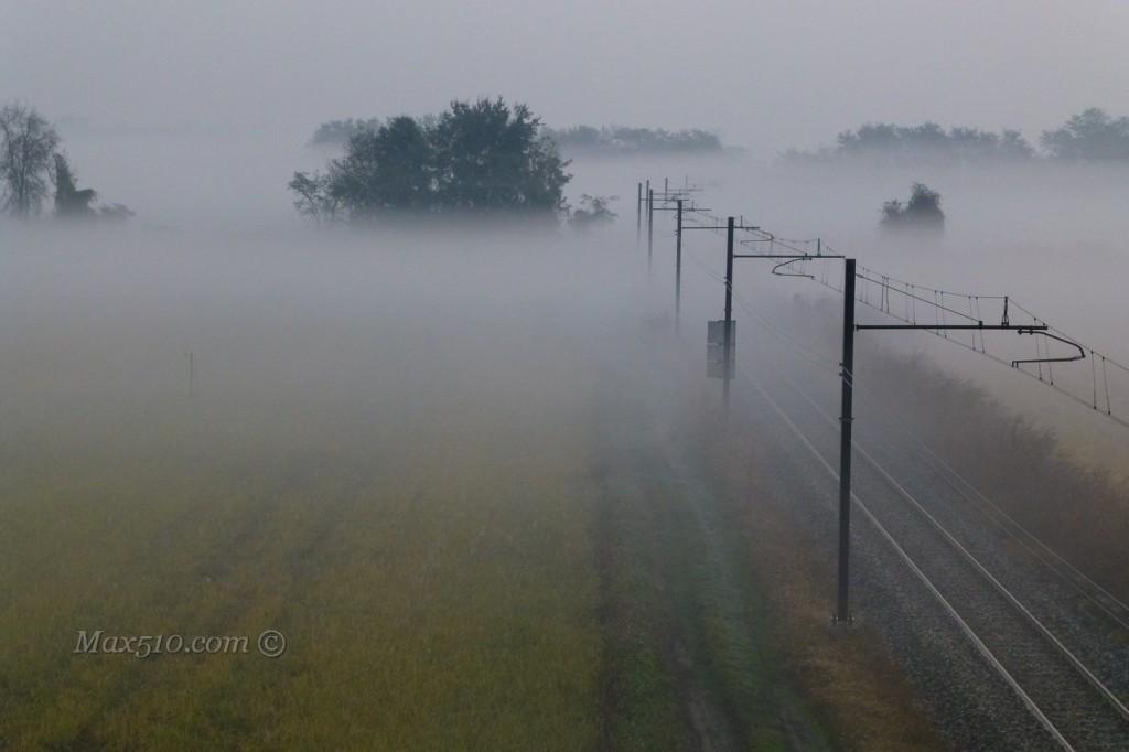 Ferrovia verso l'incongnito
