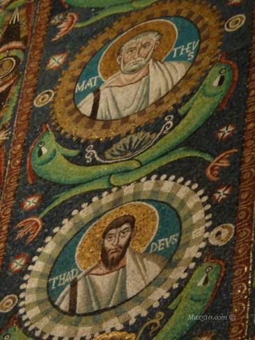 Mosaici Basilica San Vitale