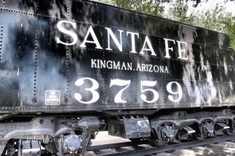 Treno Santa Fe