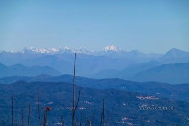 Monte Disgrazia e gruppo del Bernina