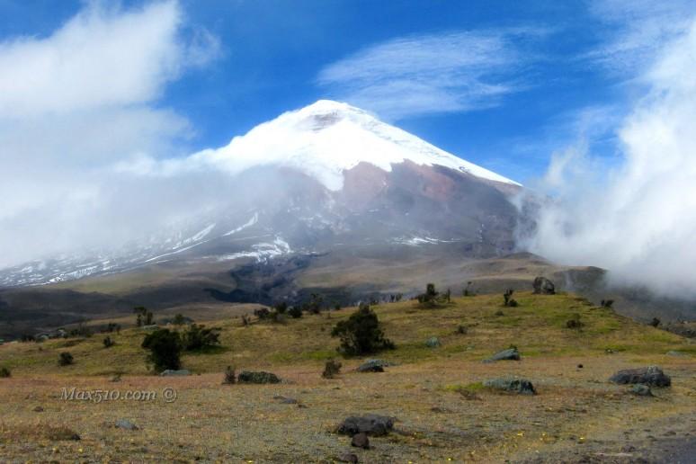 Vulcano Cotopaxi