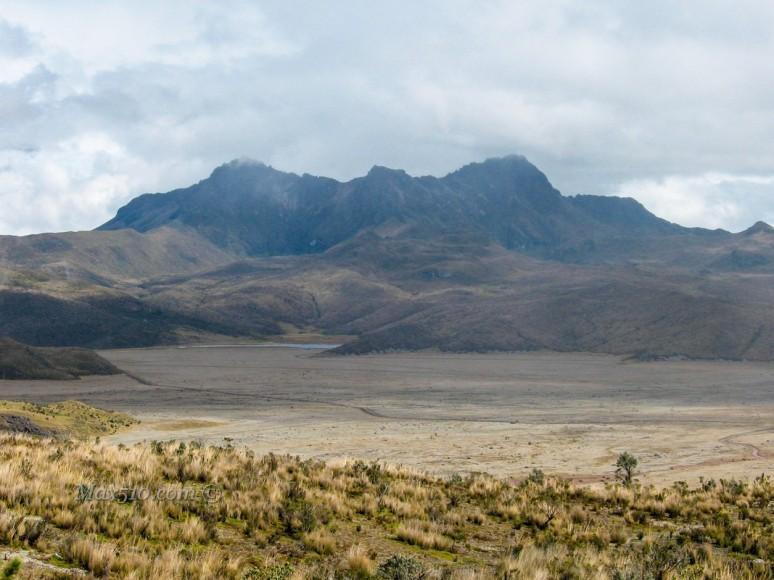 Altopiano Parco del Cotopaxi