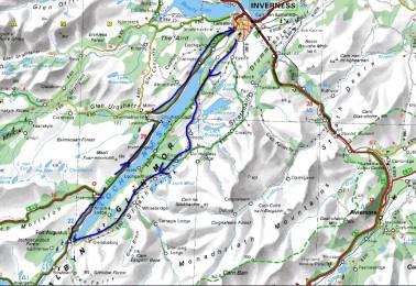 Giro del Loch Ness
