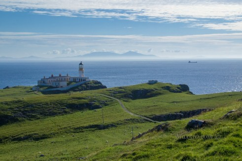 Faro di Neist Point - Skye