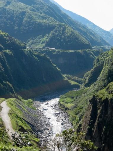 Valle delle Cascate
