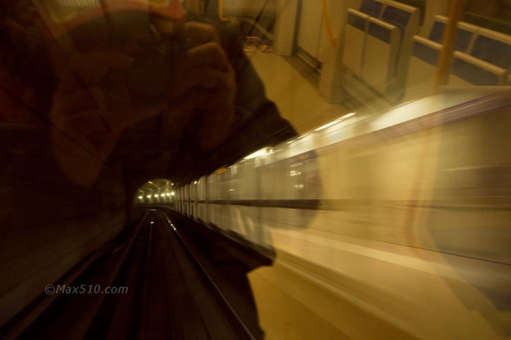 Underground - Milan -Italy