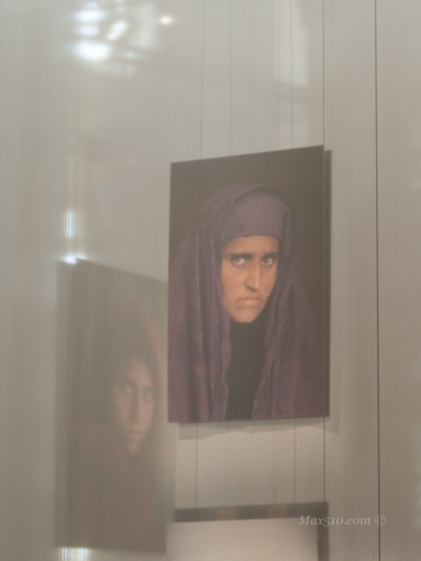 la ragazza afgana