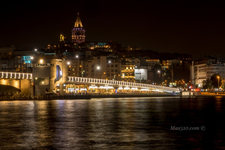 Istanbul - Galata Bridge