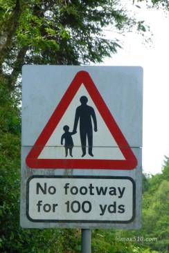 Scozia - Tenere i bambini per mano